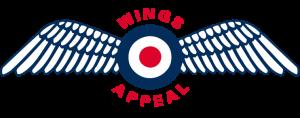 RAF Association Wings Appeal Logo