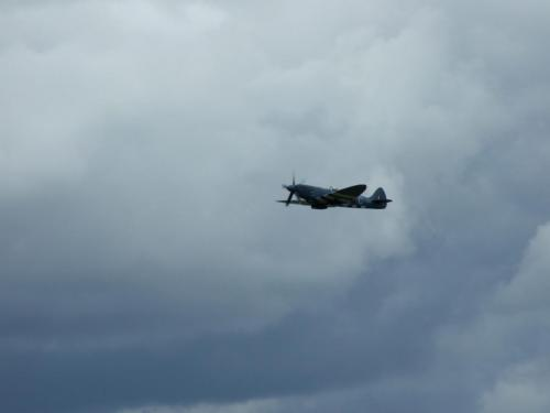 Supermarine Spitfire PRXIX, RIAT 2009