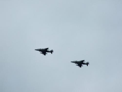 Harriers, RIAT 2009