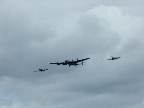 Battle of Britain Memorial Flight, RIAT 2009