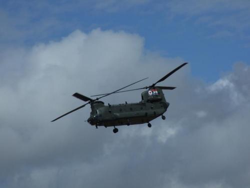 RAF Chinook, RIAT 2011