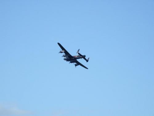 BBMF Lancaster, RIAT 2011