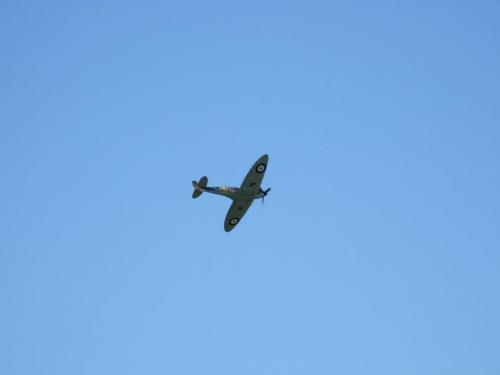 Spitfire, RIAT 2011