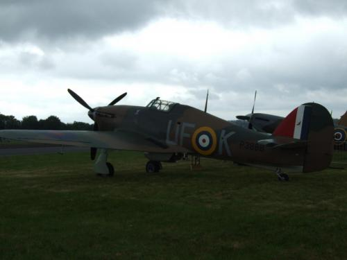 Hawker Hurricane, Biggin Hill 2014
