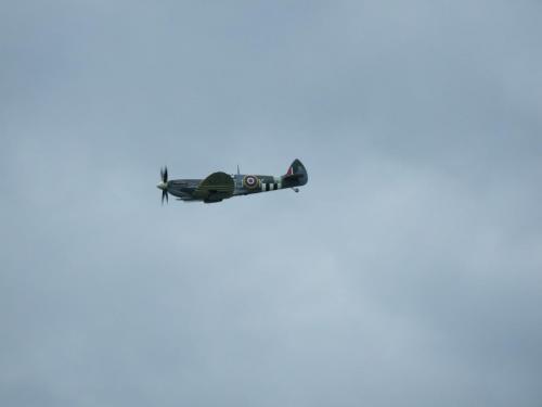 Spitfire, Biggin Hill 2014